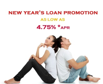 <b>New Year's Loan Promotion</b>